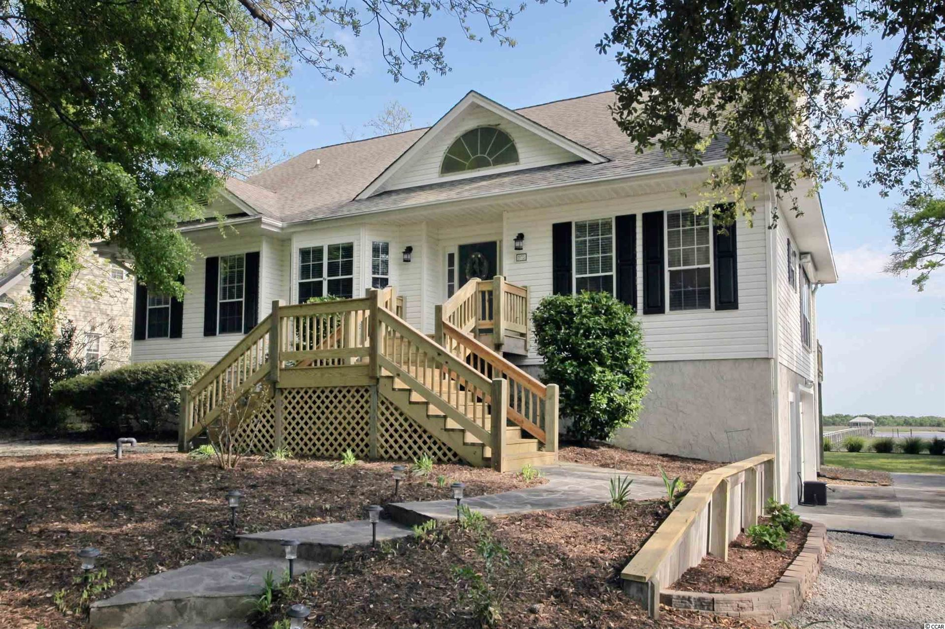 905 Shoreline Dr., Sunset Beach, NC, 28468, Twin Lakes Home For Sale