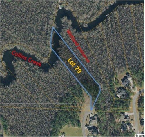 Photo of Lot 79 Woody Point Dr., Murrells Inlet, SC 29576 (MLS # 1911390)