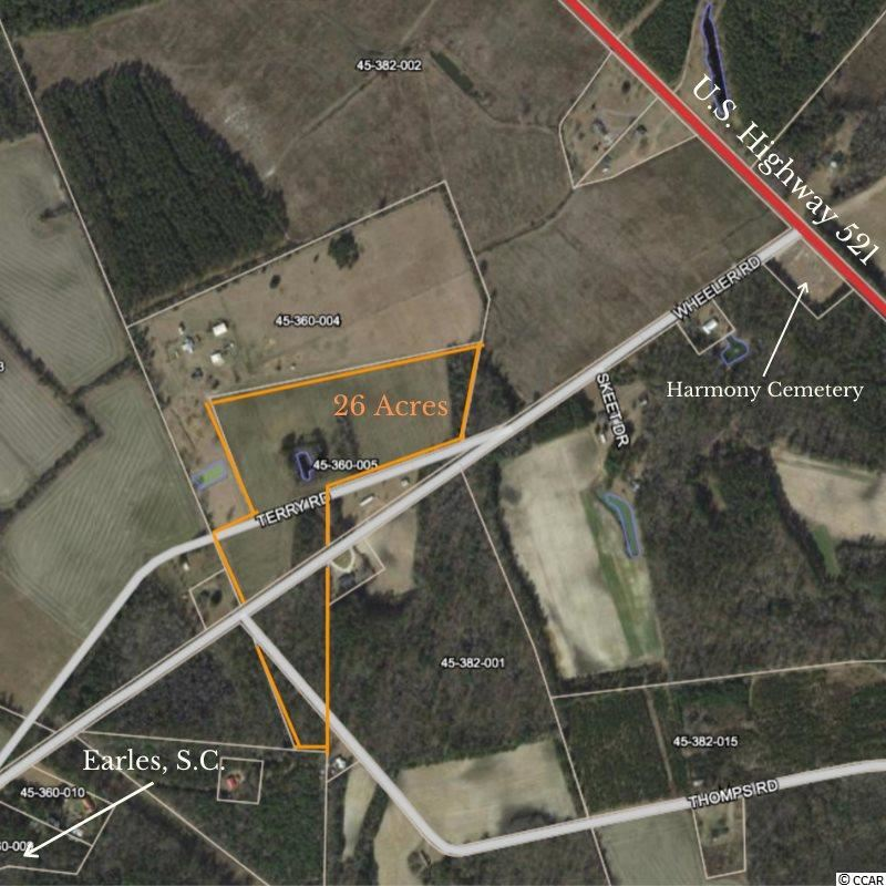 000 Wheeler Rd., Andrews, SC, 29510, Not within a Subdivision Home For Sale