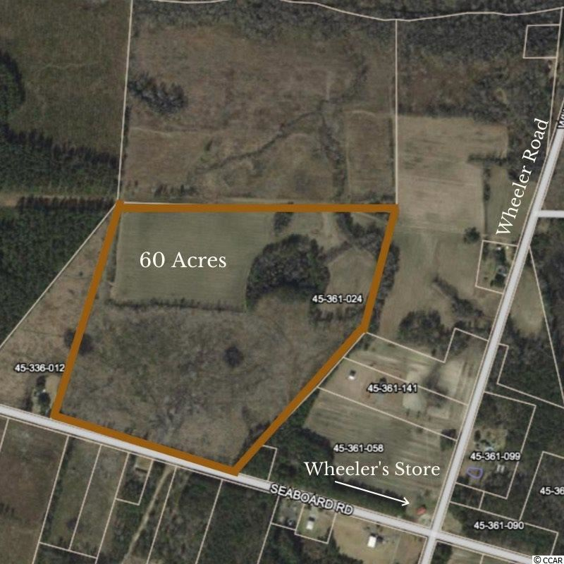 000 Seaboard Rd., Andrews, SC, 29510, Not within a Subdivision Home For Sale