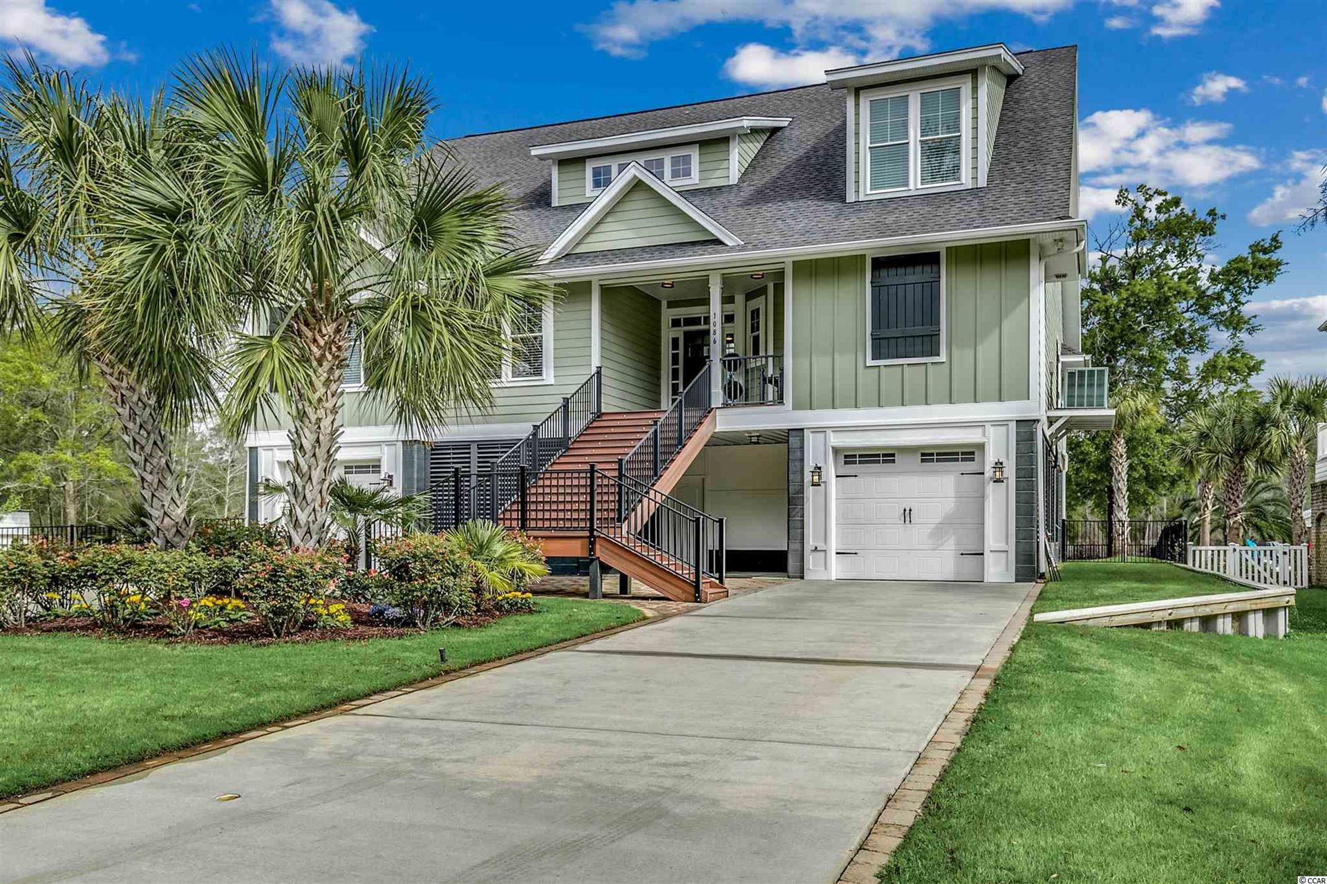 1086 Folly Rd., Myrtle Beach, SC, 29588, Not within a Subdivision Home For Sale