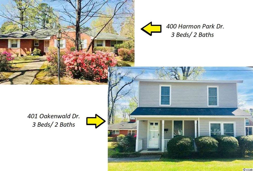 400 Harmon Park Rd., Marion, SC, 29571, Not within a Subdivision Home For Sale