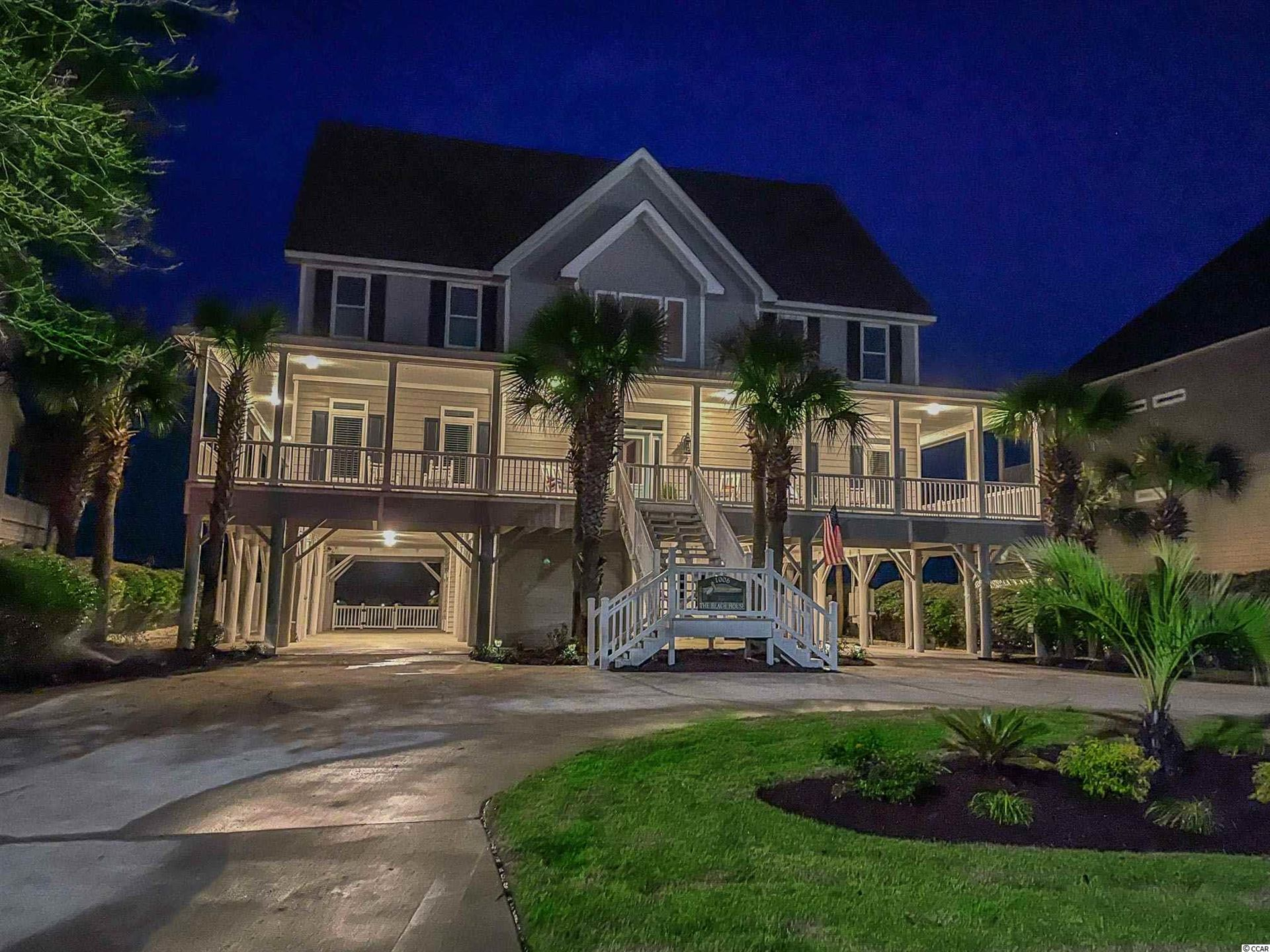 1006 N Ocean Blvd., North Myrtle Beach, SC, 29582, Tilghman Estates Home For Sale