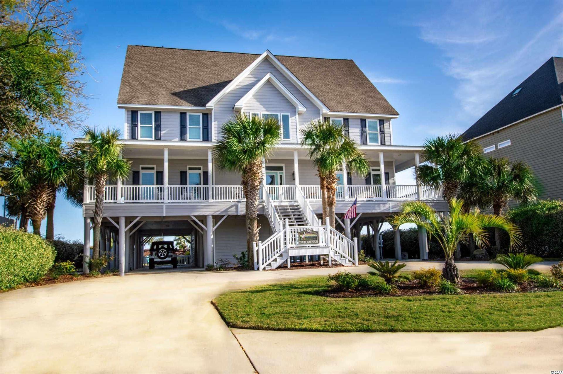 1006 N Ocean Blvd., North Myrtle Beach, SC, 29582, Tilghman Estates Home For Sale