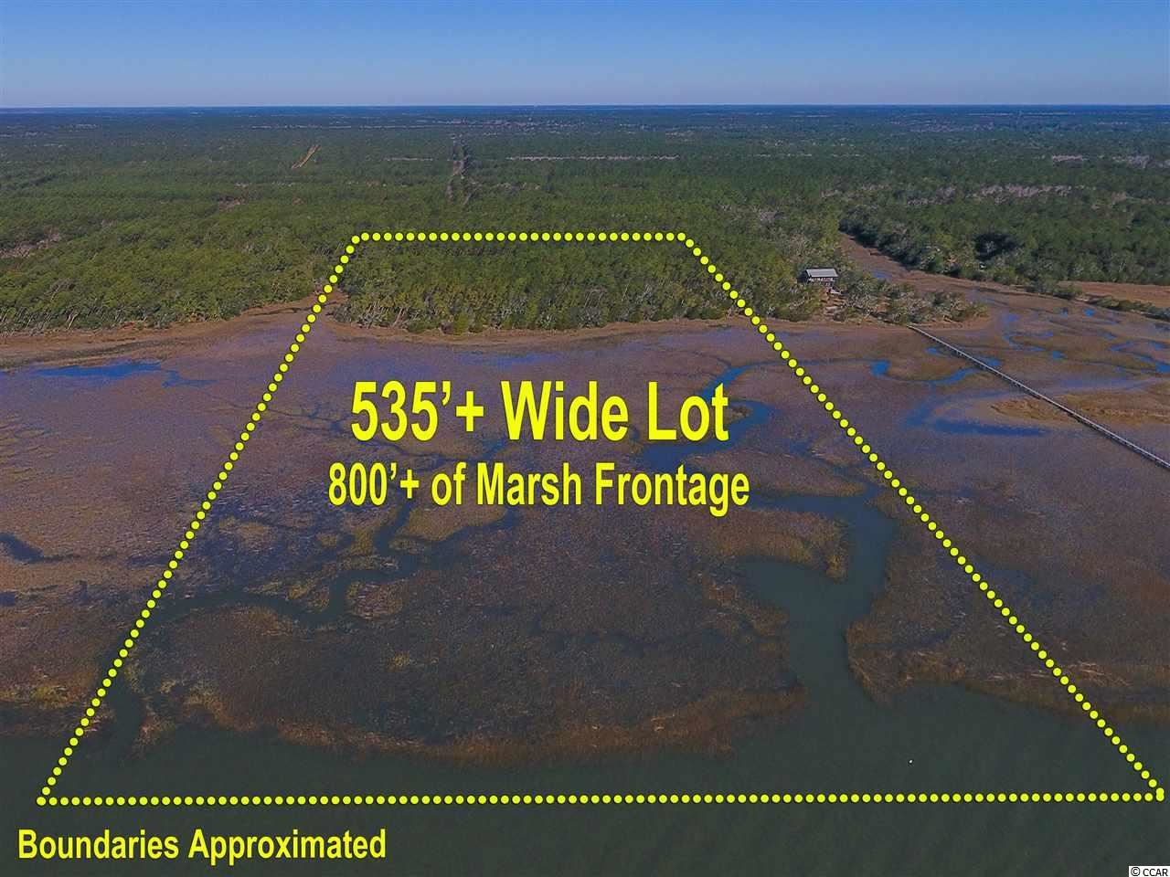 9825 Two Pines Rd., McClellanville, SC, 29458, Not within a Subdivision Home For Sale