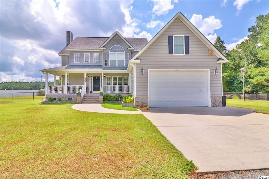 11453 Pee Dee Rd., Galivants Ferry, SC, 29544,  Home For Sale