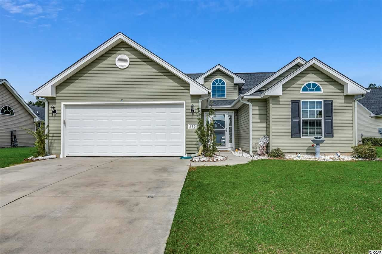 243 Hickory Springs Ct., Conway, SC 29527 - MLS#: 2021401
