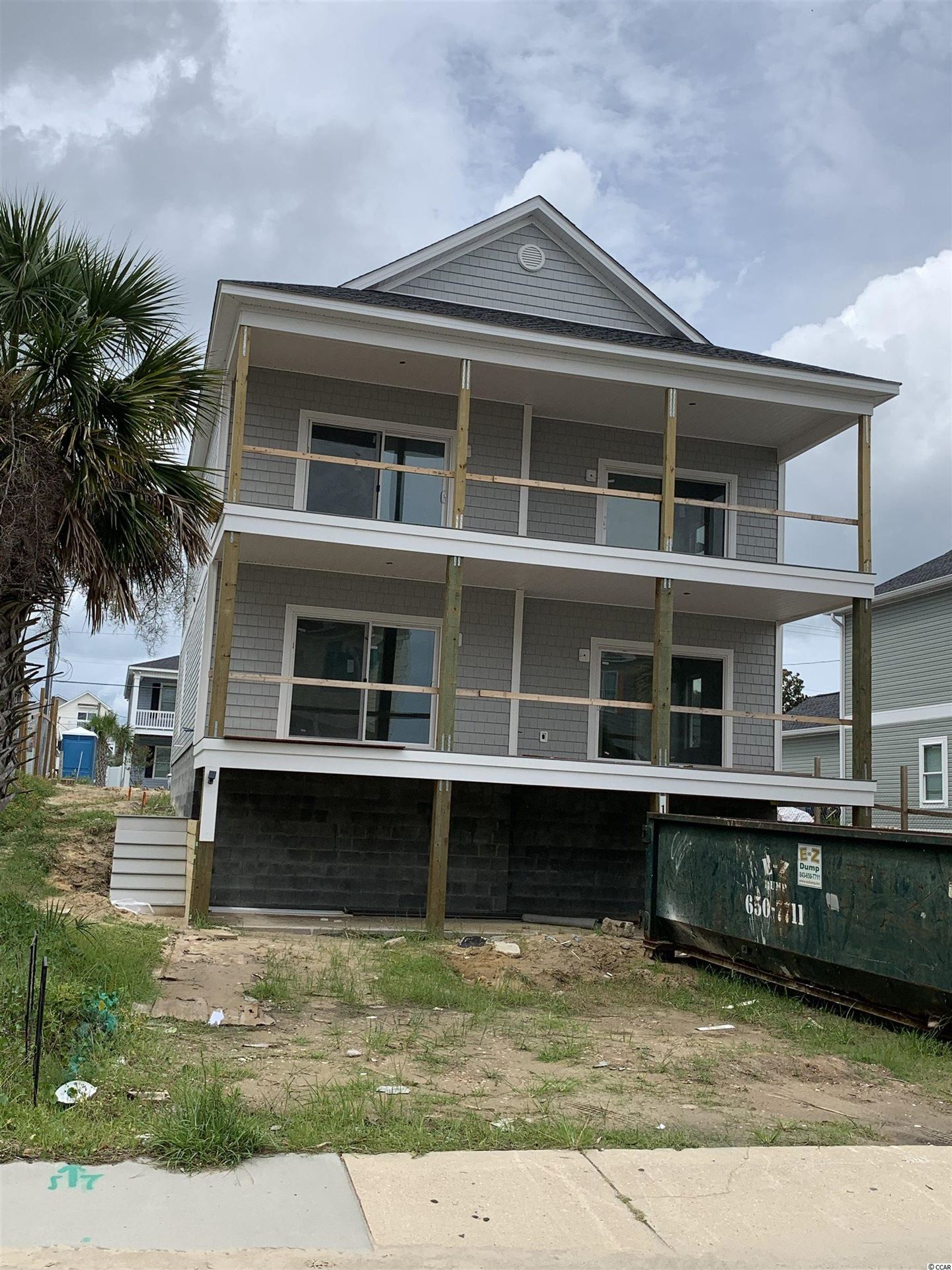 1610 S Ocean Blvd., North Myrtle Beach, SC, 29582, Not within a Subdivision Home For Sale