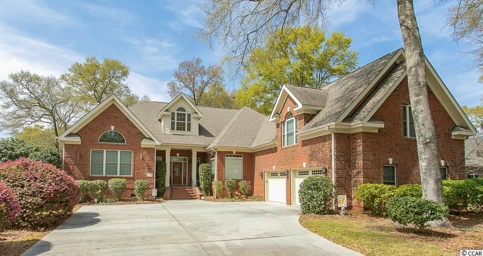 633 Oyster Bay Dr., Sunset Beach, NC, 28468, Sea Trail Plantation Home For Sale