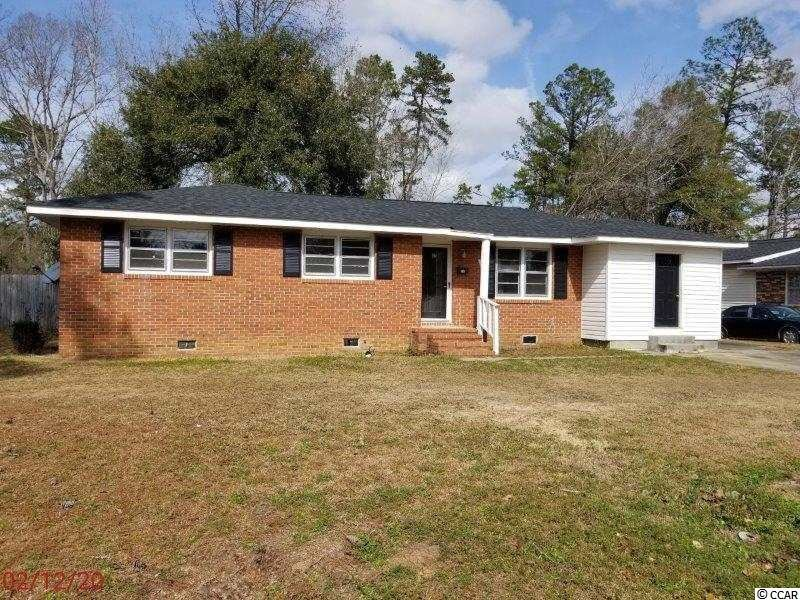 65 Dove St., Kingstree, SC, 29556, Outside of Horry & Georgetown  Home For Sale