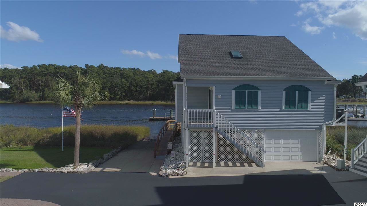 4538 Landing Rd., Little River, SC, 29566, Crystal Pointe Home For Sale