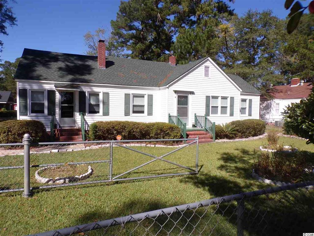 606 W Marion St., Mullins, SC, 29574,  Home For Sale