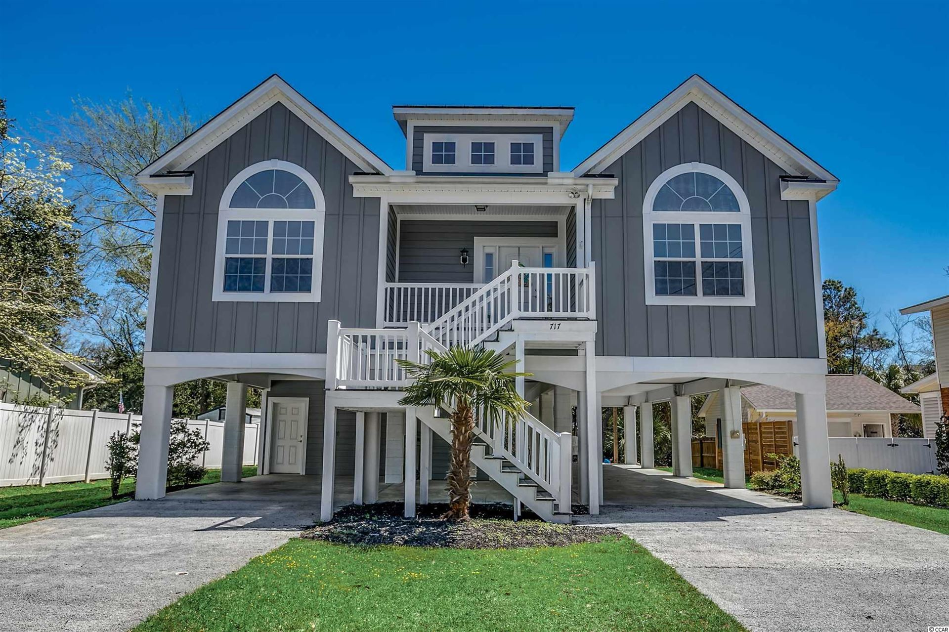 717 North Myrtle Dr., Surfside Beach, SC, 29575, Lakewood Heights Home For Sale