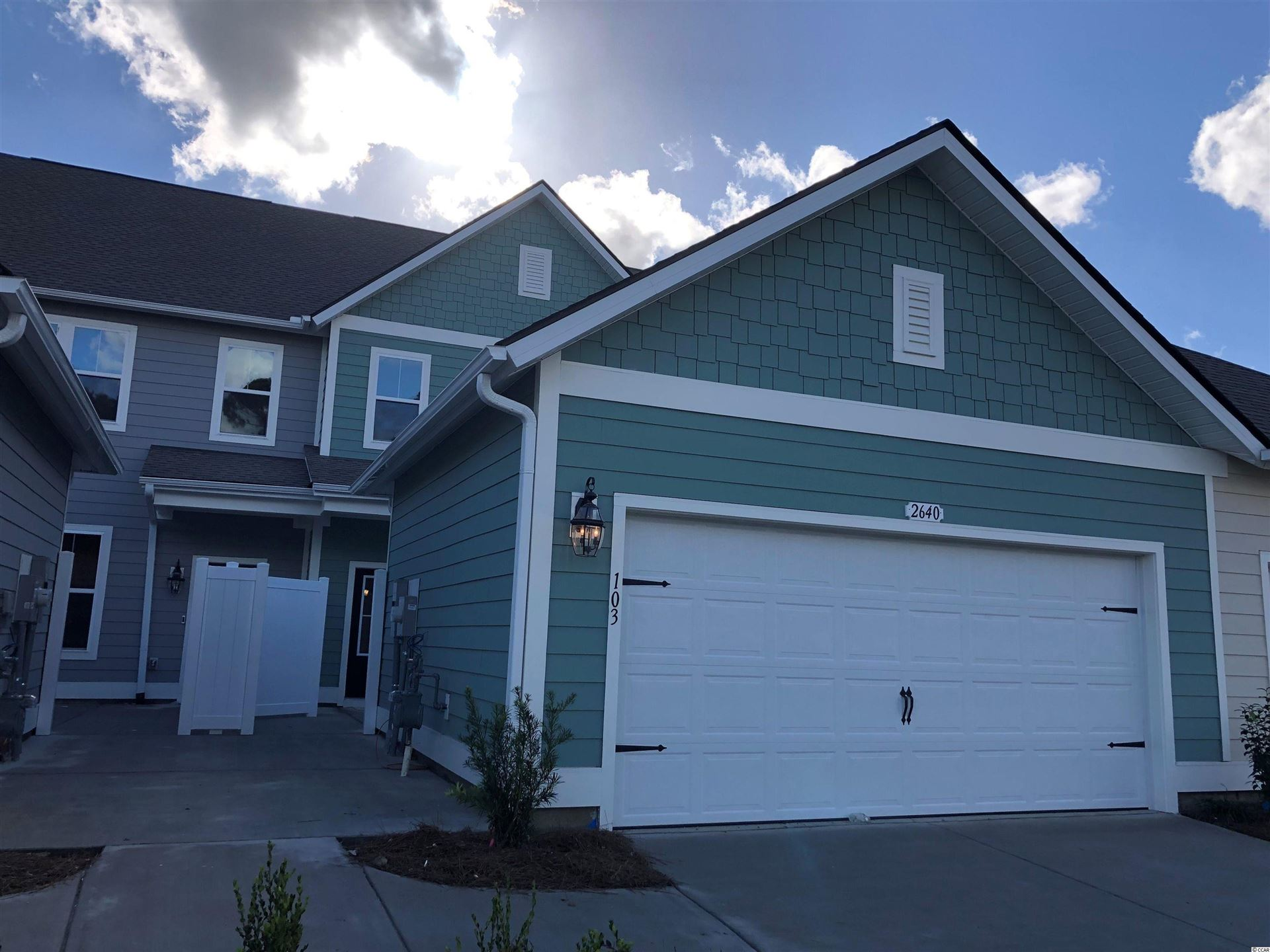 2219 Blue Crane Circle #103, Myrtle Beach, SC 29577 - MLS#: 2021418