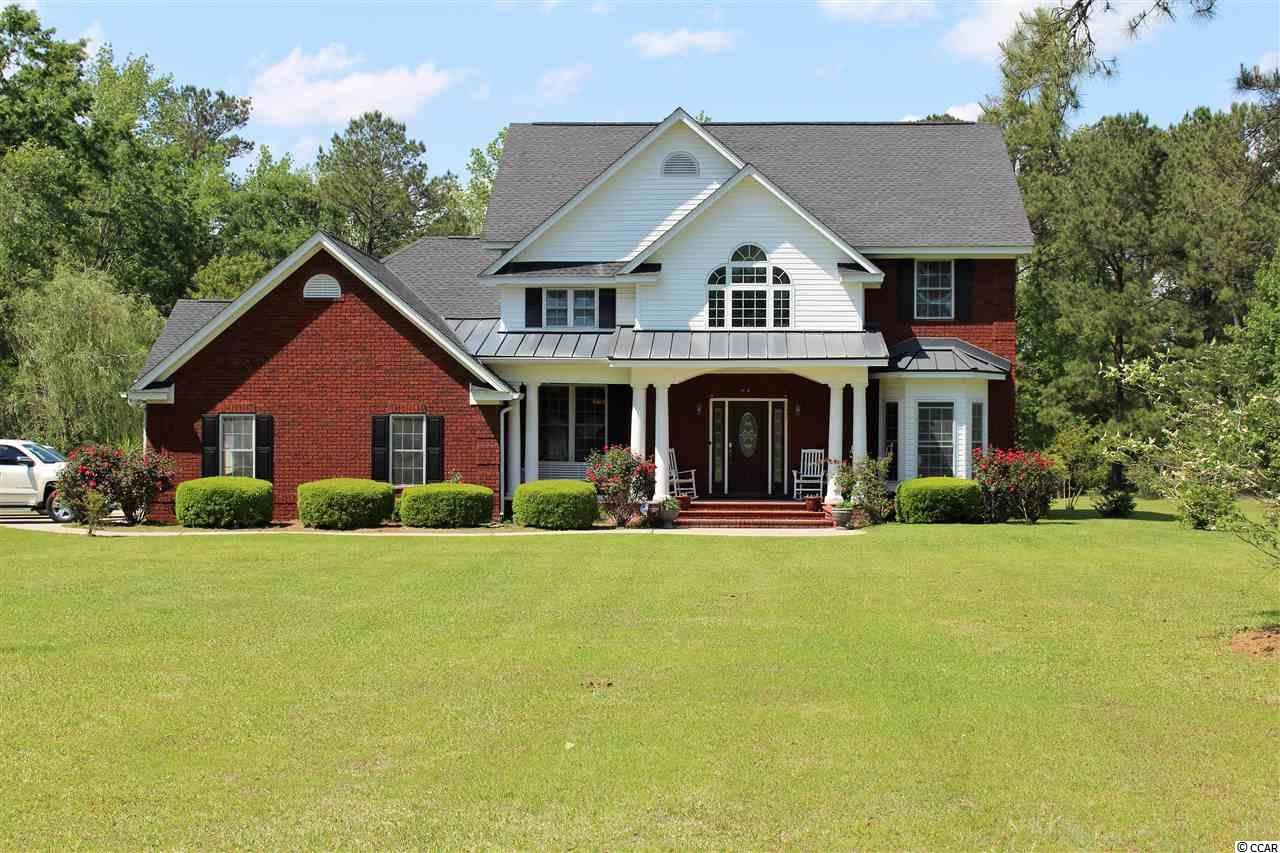 3435 Poplar Church Rd., Aynor, SC, 29511, Green Meadow Farms Home For Sale