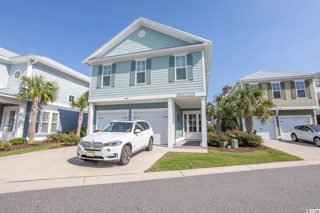 4914 Salt Creek Ct., North Myrtle Beach, SC, 29582, North Beach Plantation|Whitepo Home For Sale