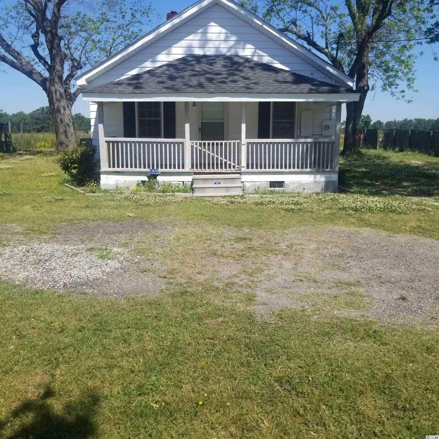 2557 Old Stage Rd., Mullins, SC, 29574,  Home For Sale