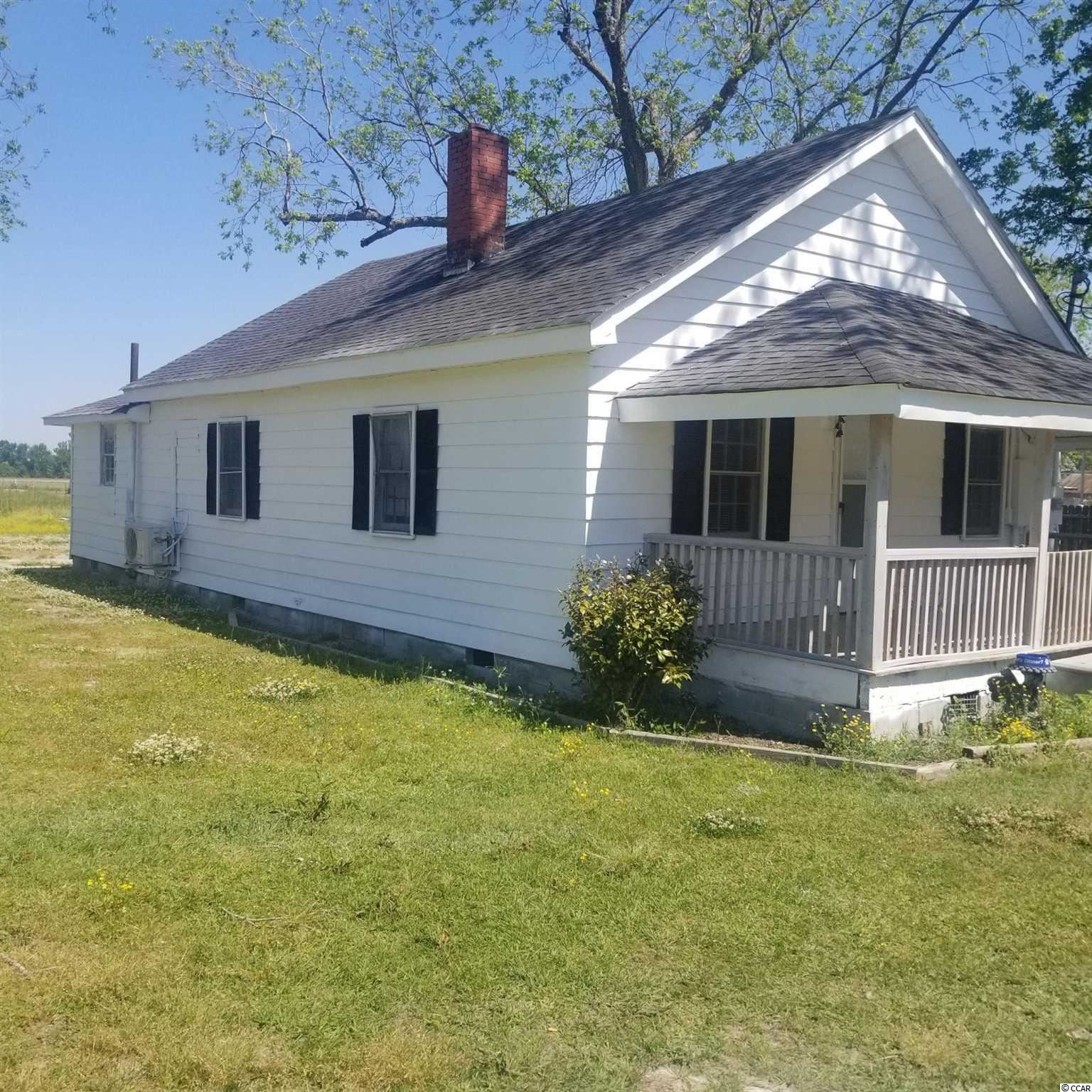 2557 Old Stage Rd., Mullins, SC, 29574, Not within a Subdivision Home For Sale