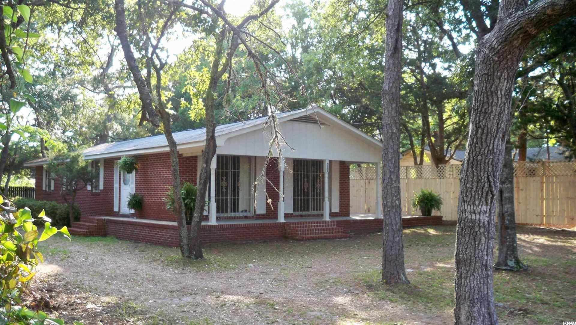 609 32nd Ave. S, Atlantic Beach, SC, 29582,  Home For Sale