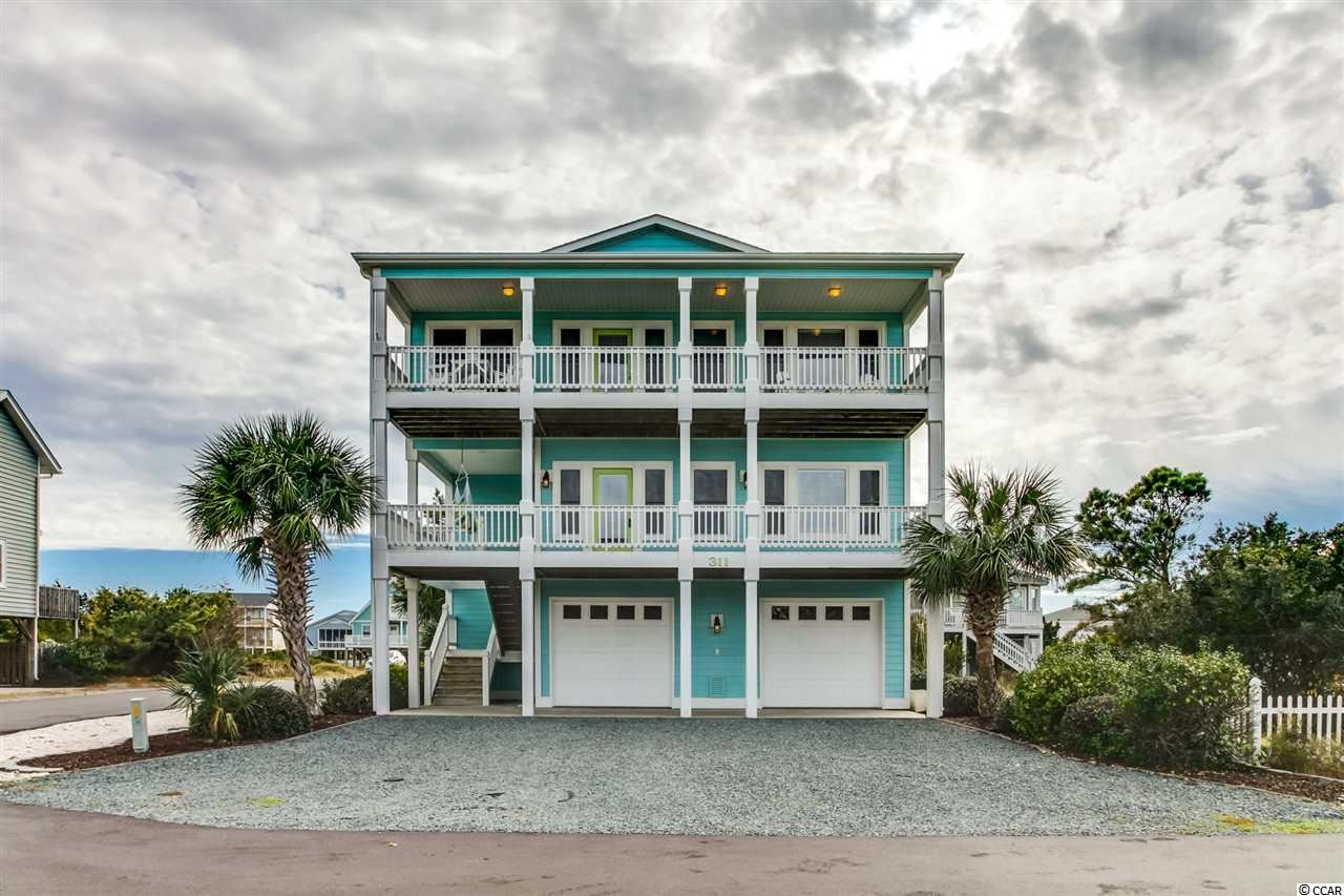 311 Sand Dune Ln., Holden Beach, NC, 28462,  Home For Sale