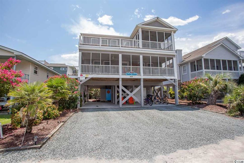 418 28th St. S, Sunset Beach, NC, 28468, Not within a Subdivision Home For Sale