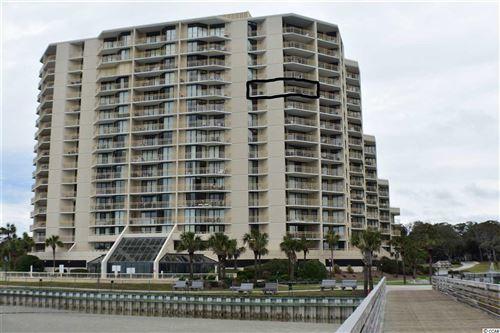 Photo of 101 Ocean Creek Dr. #FF-11, Myrtle Beach, SC 29572 (MLS # 2015435)