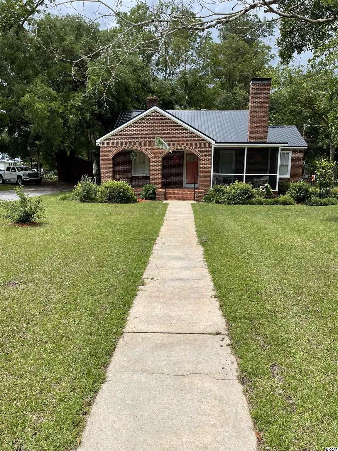 235 E Broadway St., Johnsonville, SC, 29555, Not within a Subdivision Home For Sale