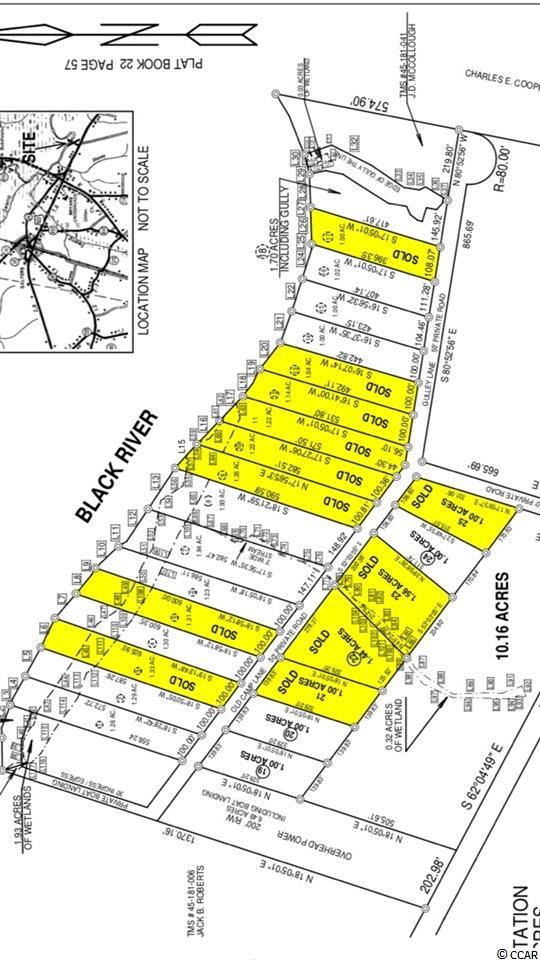 Lot 7 Old Camp Rd., Salters, SC, 29590, Not within a Subdivision Home For Sale