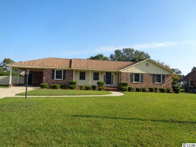 307 Camellia Ave., Marion, SC, 29571, Outside of Horry & Georgetown  Home For Sale