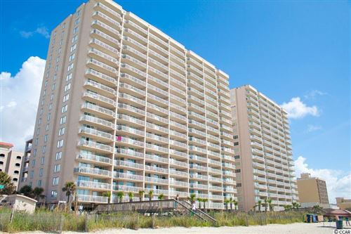 Photo of 1625 S Ocean Blvd. S #810, North Myrtle Beach, SC 29582 (MLS # 1921444)