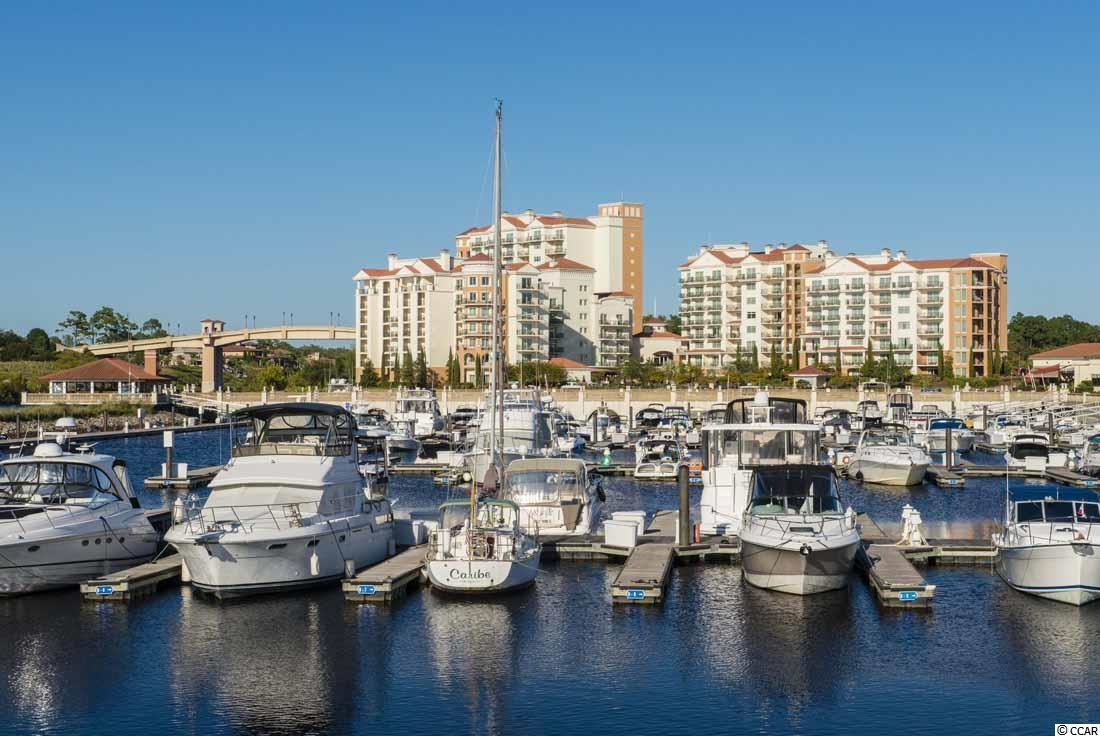 8121 Amalfi Pl., Myrtle Beach, SC, 29572, Marina Inn at Grande Dunes Home For Sale