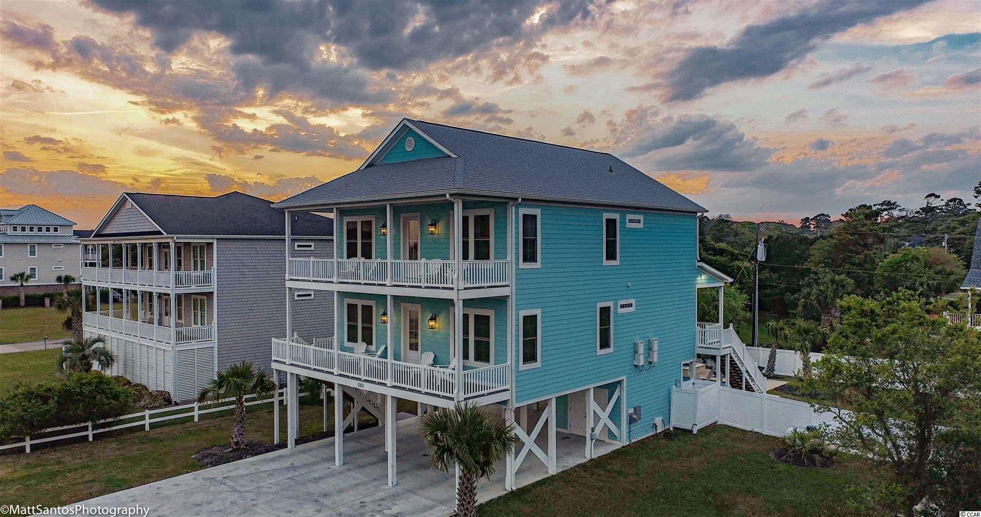 1203 N Ocean Blvd., North Myrtle Beach, SC, 29582, Tilghman Estates Home For Sale