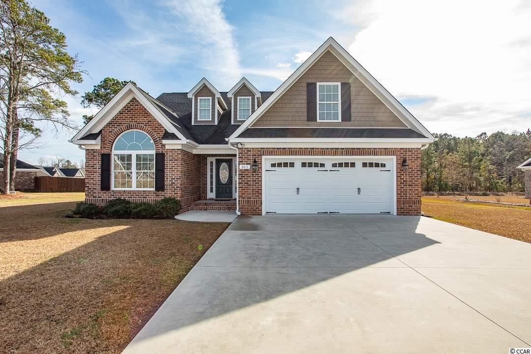 311 Farmtrac Dr., Galivants Ferry, SC, 29544, The Brick Yard Home For Sale