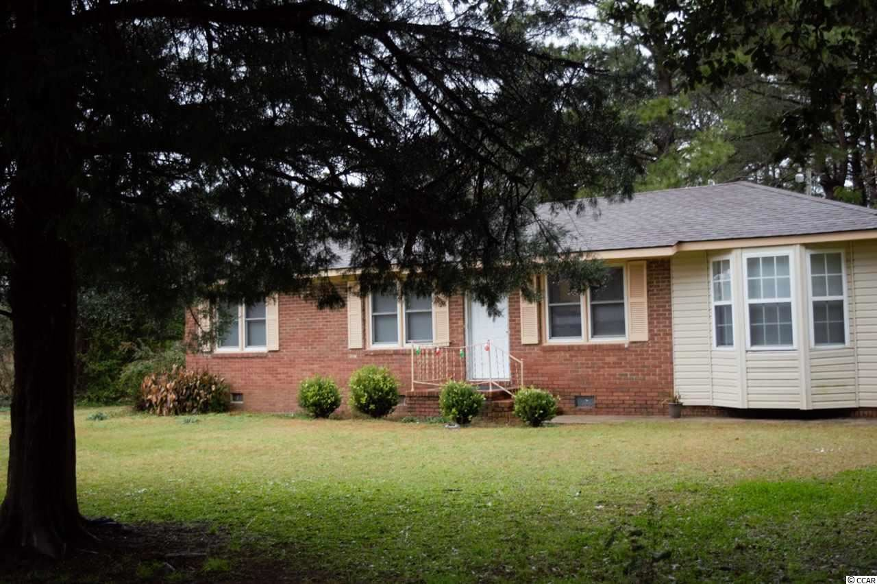 637 Nelson Hill Rd., Greeleyville, SC, 29056,  Home For Sale