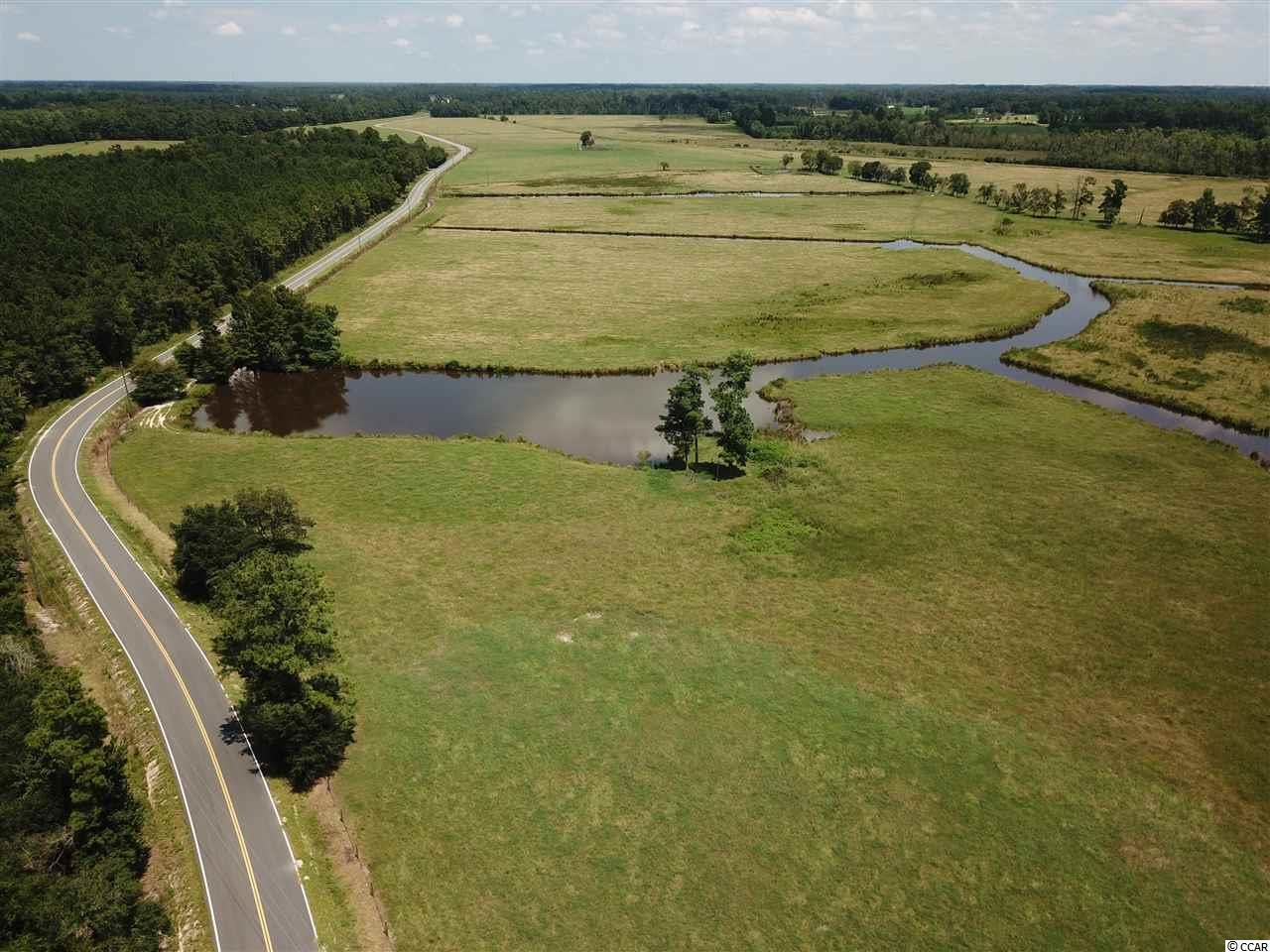 TBD 7.50 AC Gunters Island Rd., Galivants Ferry, SC, 29544, Not within a Subdivision Home For Sale