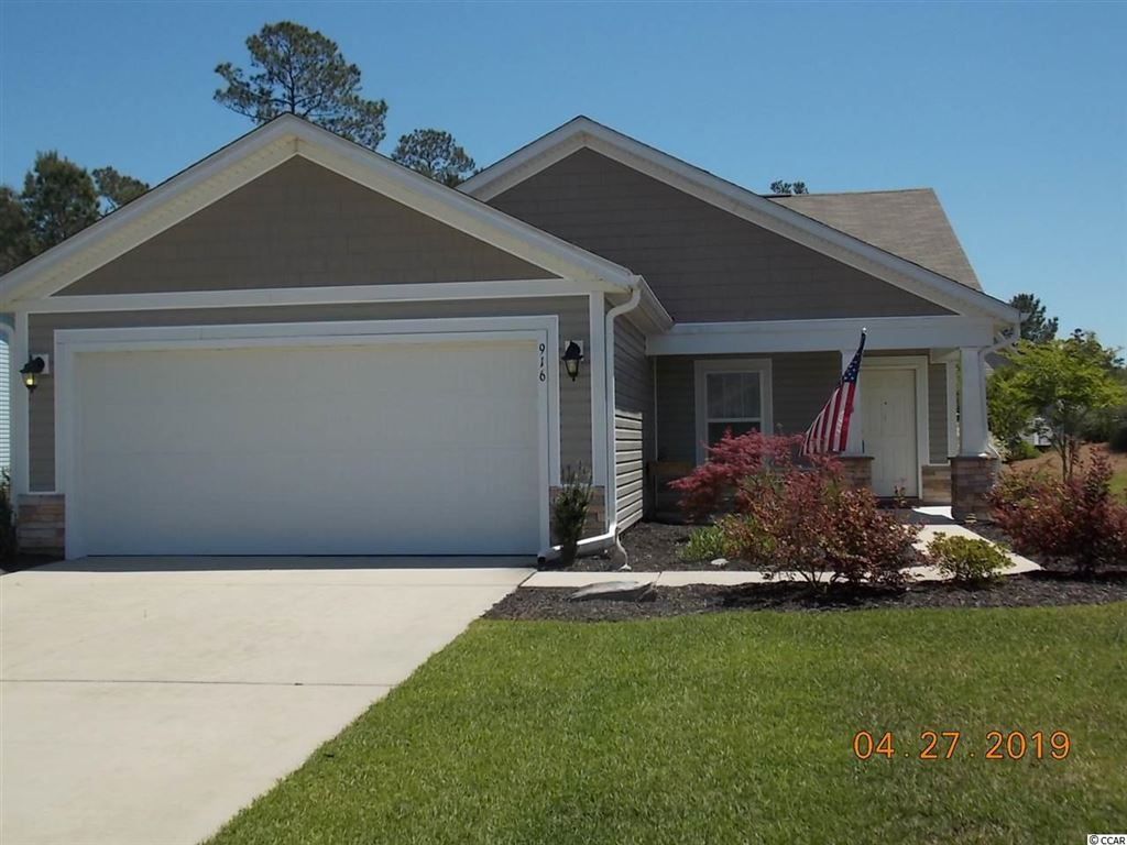 916 Sewing Bee Pl., Little River, SC, 29566, Lafayette Park Home