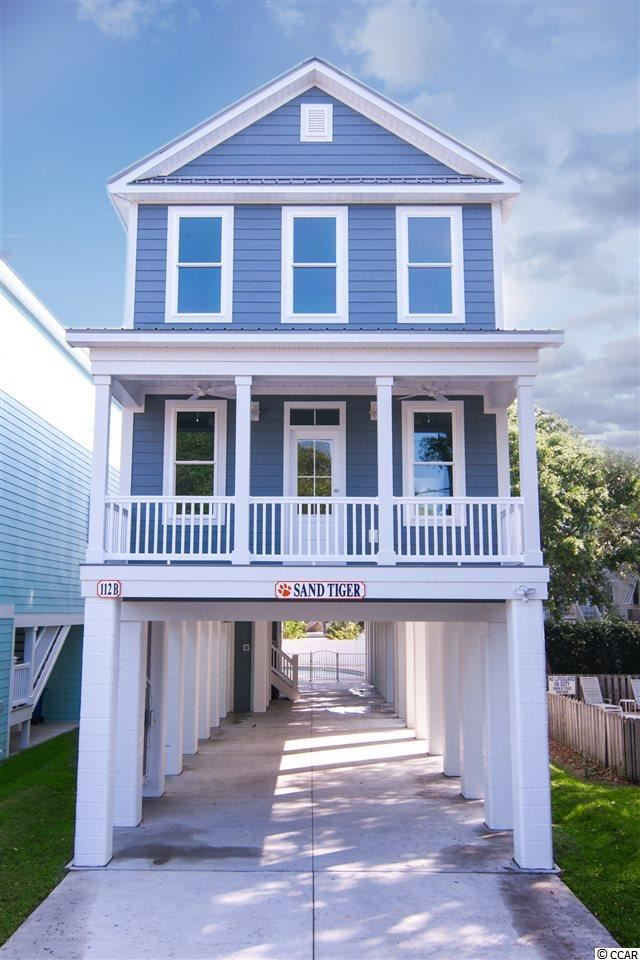 112B S 11th Ave. S, Surfside Beach, SC, 29575, North Garden City Home For Sale