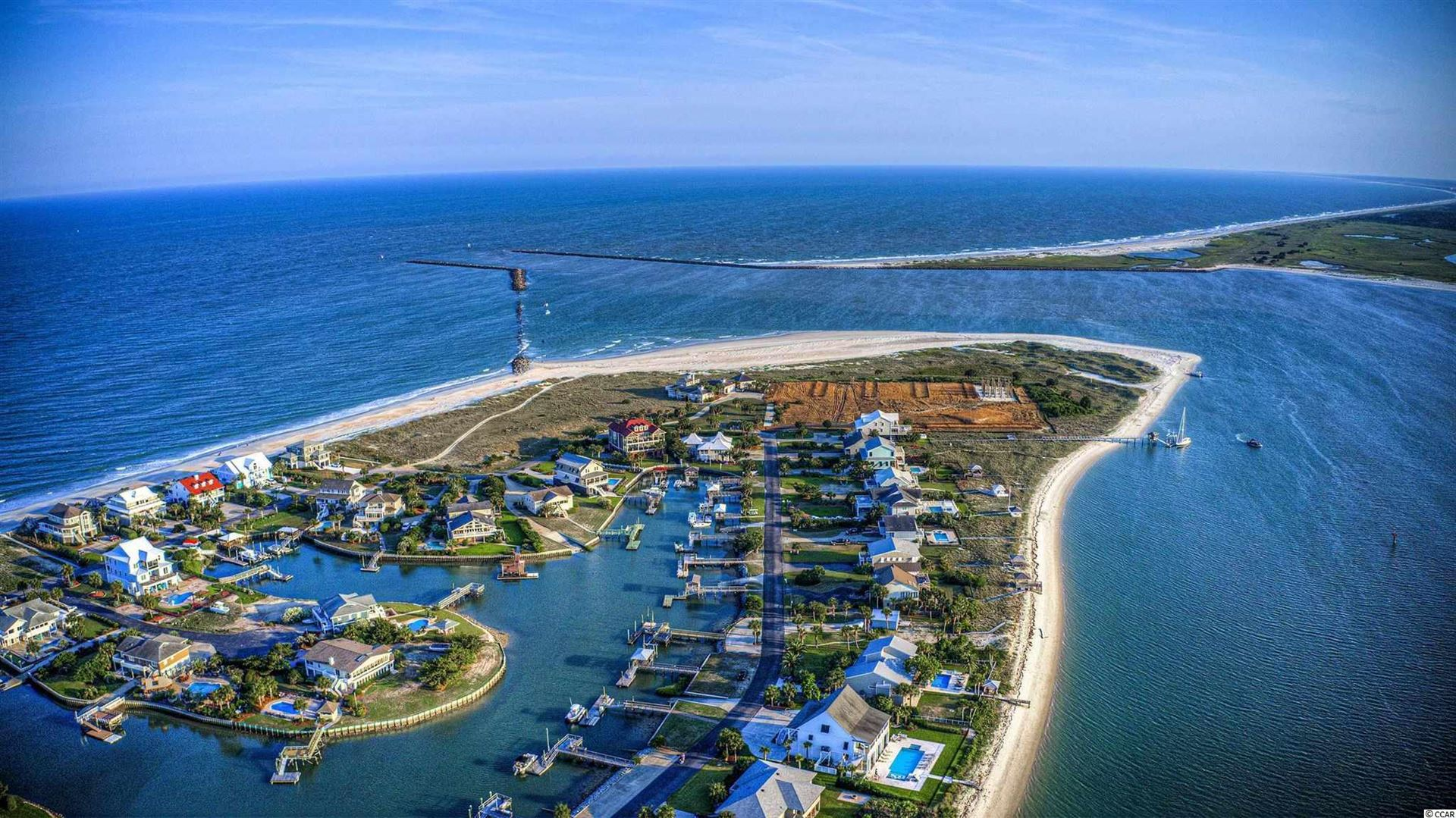 Lot Three S Waccamaw Dr., Garden City Beach, SC, 29576, The Bluffs (at Inlet Harbour) Home For Sale