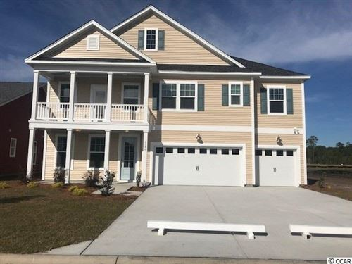 Photo of 6186 Chadderton Circle, Myrtle Beach, SC 29579 (MLS # 1915459)