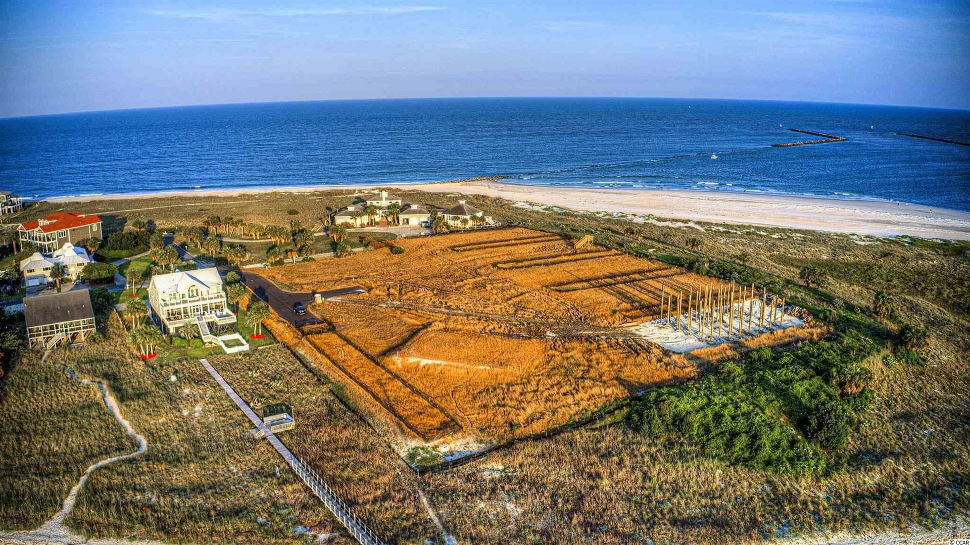 Lot Four S Waccamaw Dr., Garden City Beach, SC, 29576, The Bluffs (at Inlet Harbour) Home For Sale