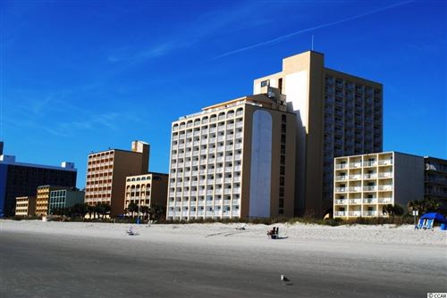 Photo of 1207 S Ocean Blvd. #20907, Myrtle Beach, SC 29577 (MLS # 1921460)