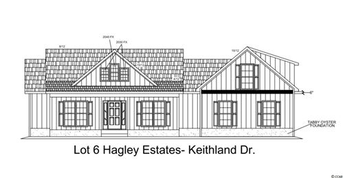 Photo of 278 Keithland Dr., Pawleys Island, SC 29585 (MLS # 2022460)