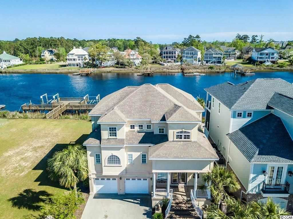 4860 Williams Island Dr., Little River, SC, 29566, Paradise Island Home For Sale