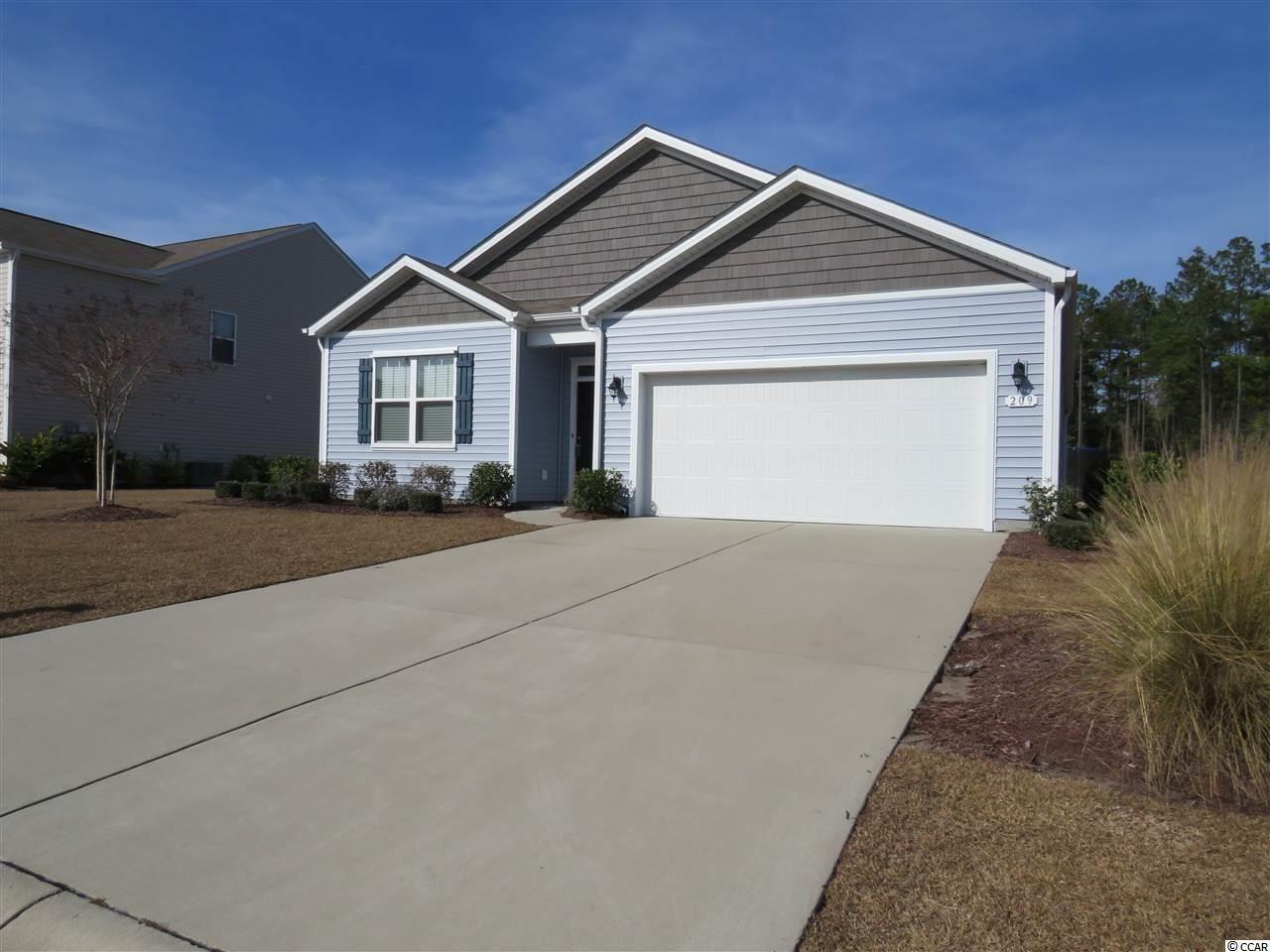 209 Mountain Ash Ln., Myrtle Beach, SC, 29579, The Farm Home For Rent