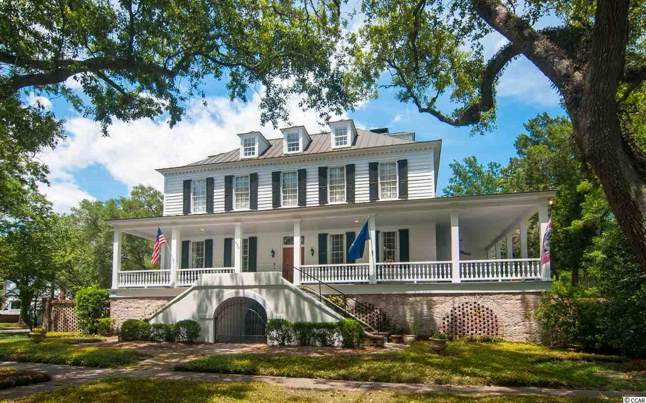 Historic District of Georgetow Properties For Sale