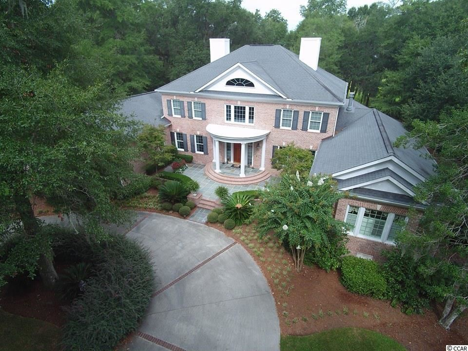 363 Rice Bluff Rd., Pawleys Island, SC, 29585, Prince George River Home For Sale