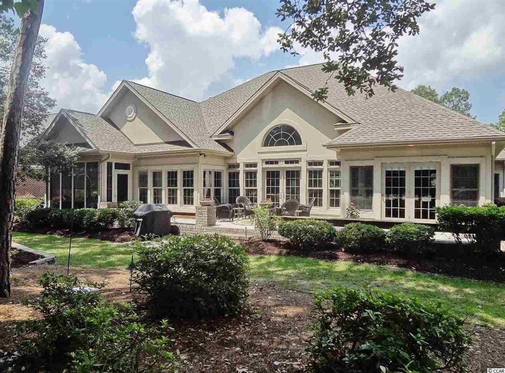 517 Dartmoor Way SW, Ocean Isle Beach, NC, 28469, Ocean Ridge Plantation Home For Sale