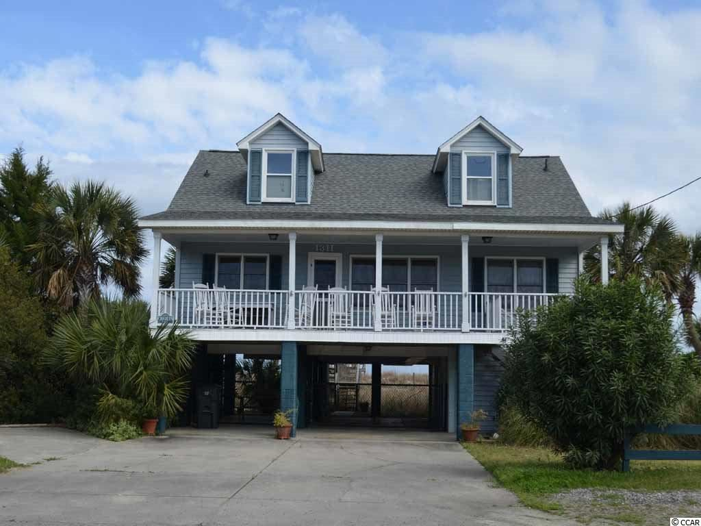 1311 S Waccamaw Dr., Garden City Beach, SC, 29576, Not within a Subdivision Home For Sale
