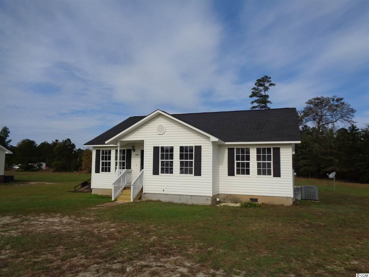 1736 Motley Dr., Dillon, SC, 29536, Outside of Horry & Georgetown  Home For Sale