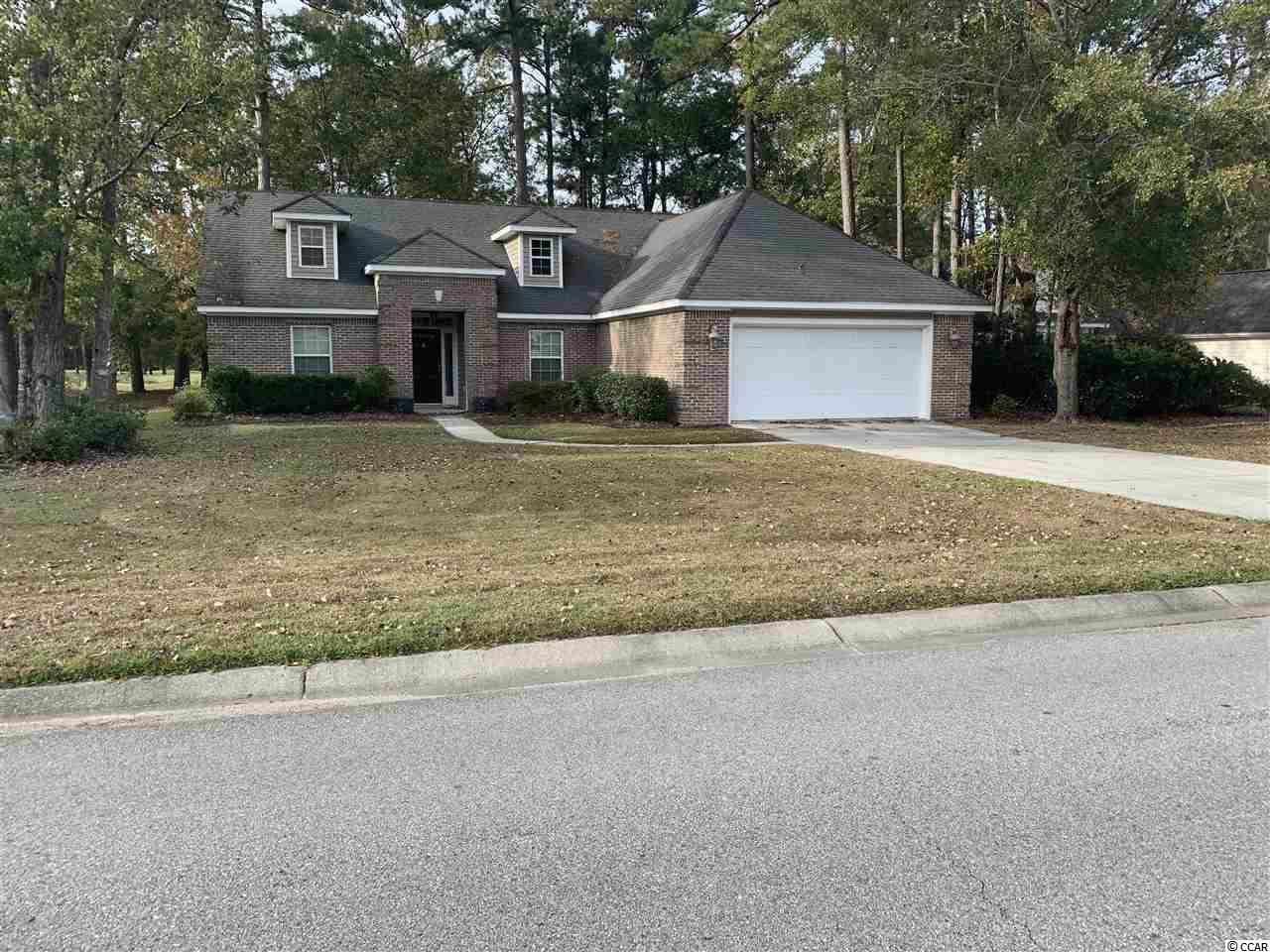 9511 Indigo Club Dr., Murrells Inlet, SC, 29576, Indigo Creek Home For Rent
